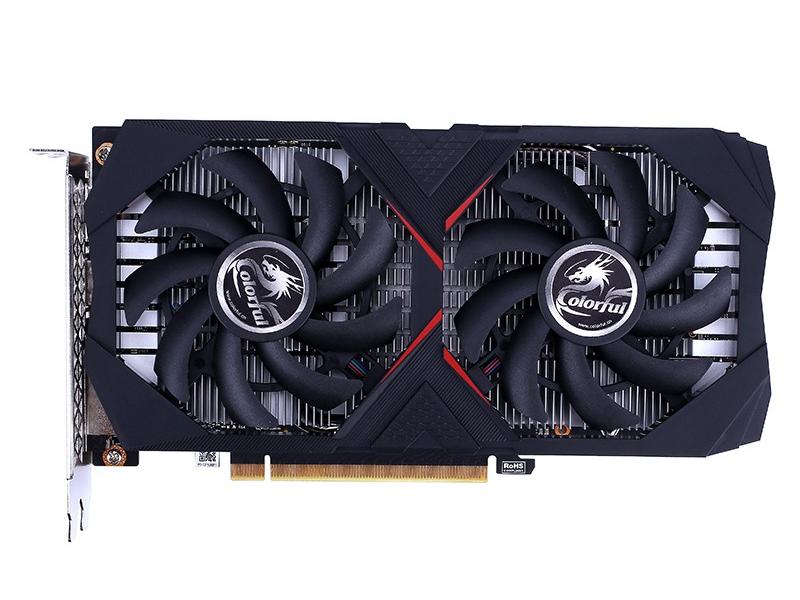 七彩虹显卡/Colorful GeForce GTX 1650 SUPER Gaming GT 4G