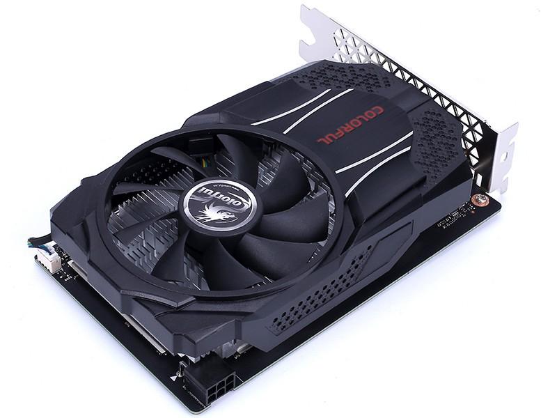七彩虹显卡/ GeForce GTX 1650 SUPER 灵动鲨 LE 4G(单风扇)