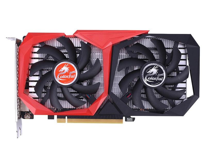 七彩虹显卡/GeForce GTX 1650 4G电竞版