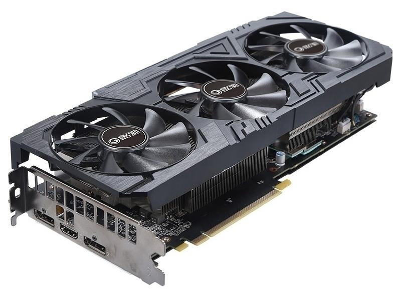 影驰显卡/GeForce RTX2070 大将 8G