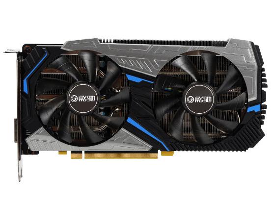 影驰显卡/GeForce RTX 2060 Super 骁将(8GB GD6 256bit)