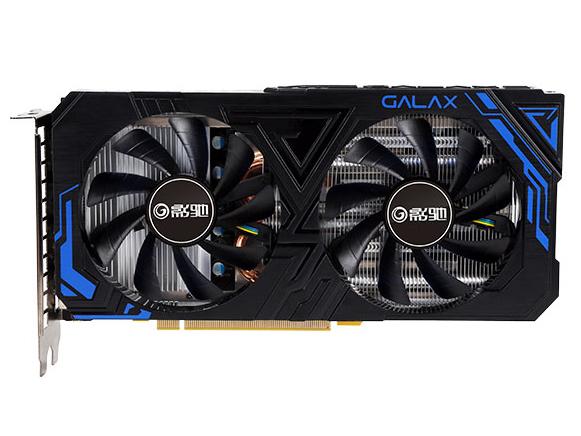 影驰显卡/GeForce GTX1660 Super 大将