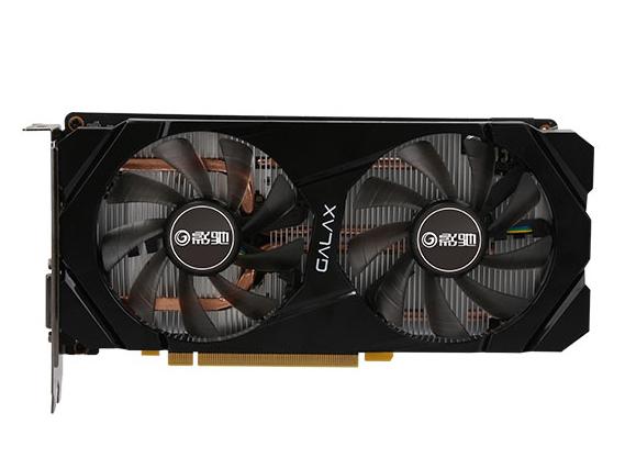 影驰显卡/GeForce GTX 1660 骁将(192Bit/GDDR6)