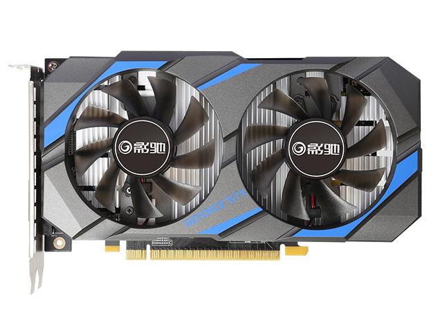影驰显卡/GeForce GTX1050 骁将 3G