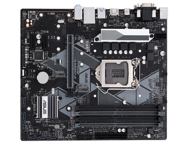 华硕主板/PRIME B365M-A(VGA+DVI+HDMI+TYPE-C+M.2)