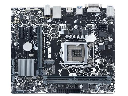 华硕主板/PRIME B365M-BASALT(玄武)(DVI+HDMI+M.2)
