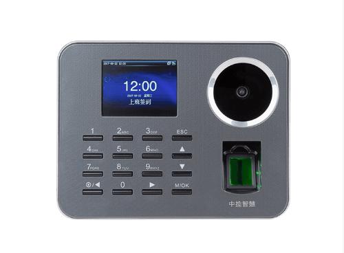 熵基科技 郑州中控智慧iclock360大容量指纹考勤机新款 3.5寸彩屏 带掌纹识别