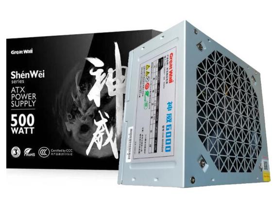 长城电源/GW-6000SW(500W)