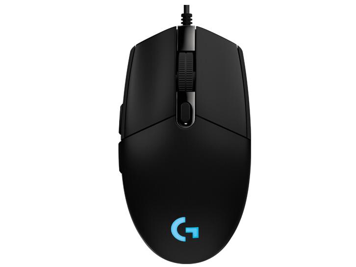 罗技鼠标/G102有线 RGB 黑色 8000DPI