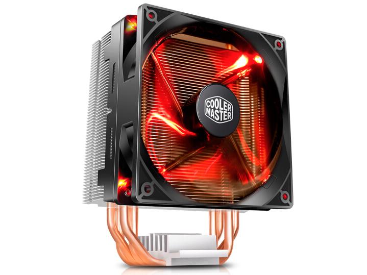 酷冷至尊CPU散热器/暴雪T400i