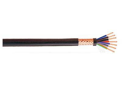 一舟  R系列屏蔽软电缆●电缆的额定电压U/U为300/300V。●导体种类;绞合导体用第5种导体;导体为高纯无氧绞合铜导体。