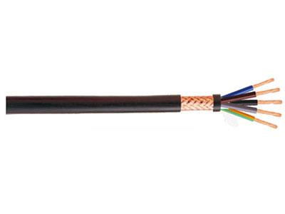 一舟  R系列屏蔽软电缆  ●电缆的额定电压U\%/U为300/300V。●导体种类;绞合导体用第5种导体;导体为高纯无氧绞合铜导体。