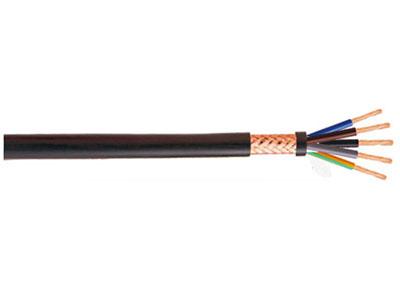 一舟  R系列屏蔽软电缆 ●电缆的额定电压U/U为300/300V。●导体种类:绞合导体用第5种导体;导体为高纯无氧绞合铜导体。