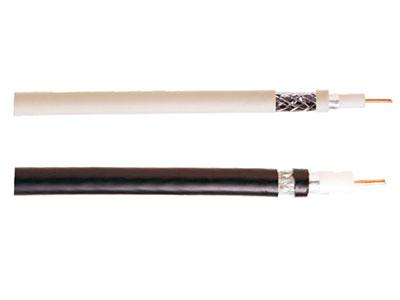 一舟  S型同轴射频电缆 特性阻抗750。 ●导体种类:实心导体用第1种导体;绞合导体用第2种导体;导体为高纯无氧实心或绞合铜导体。