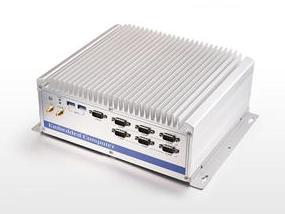 汇联 HNGK-7120  嵌入式工控 英特尔I3/I5/I7 CPU DDR3内存 无风扇设计 支持VGA+DVI 同步或异步显示