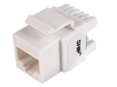 一舟 六类非屏蔽信息插座模块
