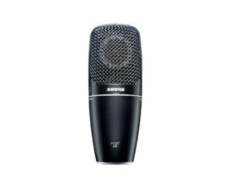 舒爾 SHURE PG27 傳感器類型: 電容 拾音模式: 心形 頻率響應: 20 Hz - 20 kHz