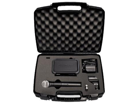 舒爾 PGX4 無線接收機 使用簡單,方便的U段無線話筒系統,是你現場演出獲得最佳音質的理想選擇