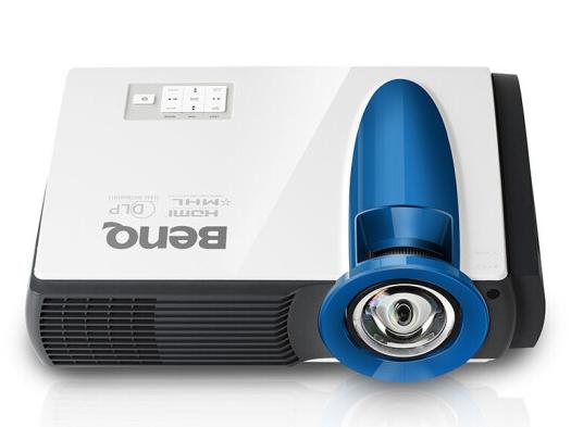 明基 LX700STD 3000流明 激光超短焦投影仪 办公商务投影机