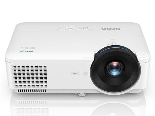 明基 LX720 4000流明 激光投影仪 投影机 投影仪办公