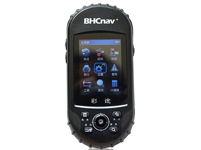 华辰北斗彩途N600测亩王户外手持式高精度GPS