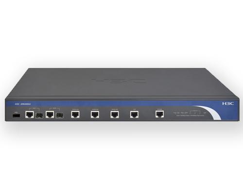 H3C ER6300G2 路由器 2Combo WAN,6GE LAN,NAT,WEB网管,状态检测防火墙,19英寸