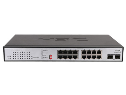 H3C SMB-MS4008  16口千兆监控专用POE交换机