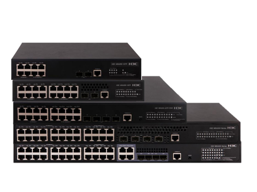 H3C LS-MS4200-28TP 安防监控 交换机