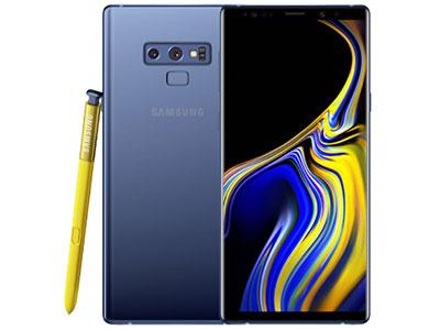 三星NOTE9 N9600 8G+512G 黑/蓝