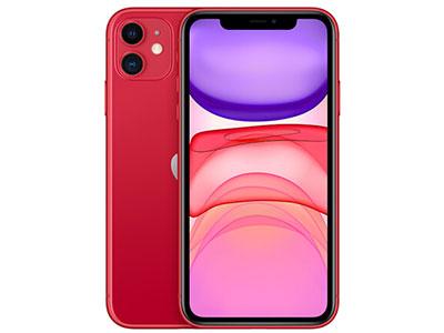 苹果11 128G 黑/白/红/黄/绿/紫