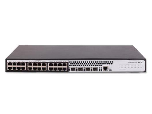 H3C WS5820-28X-WiNet 24口 千兆二层网管以太网交换机