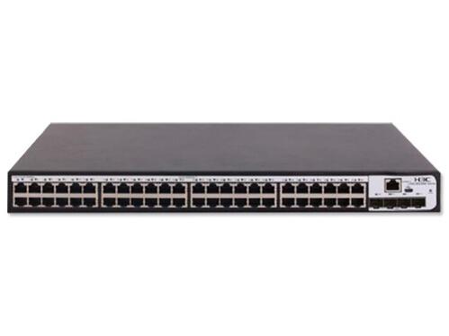 H3C WS5820-52X-WiNet 48口 千兆二层网管以太网交换机