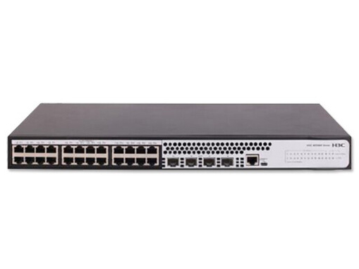 H3C WS5850-28TP-WiNet  24口 千兆二层网管以太网交换机