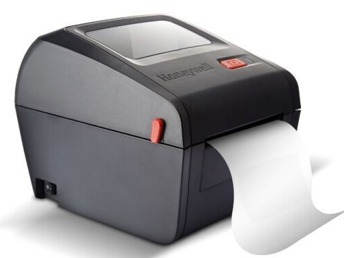 霍尼韋爾 PC42D 熱敏銅版紙亞銀紙快遞電子面單標簽打印機