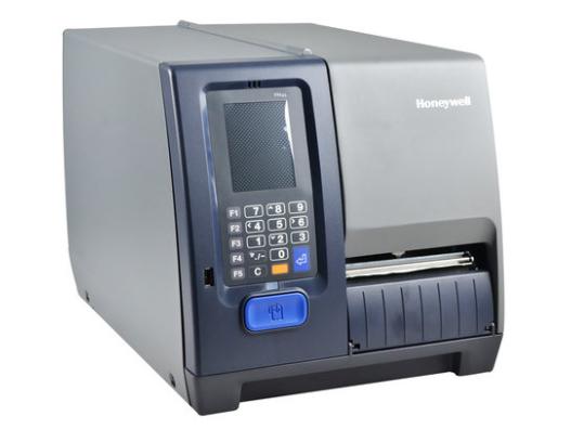 霍尼韋爾 PM43 工業條碼打印機不干膠熱敏紙銅版亞銀紙