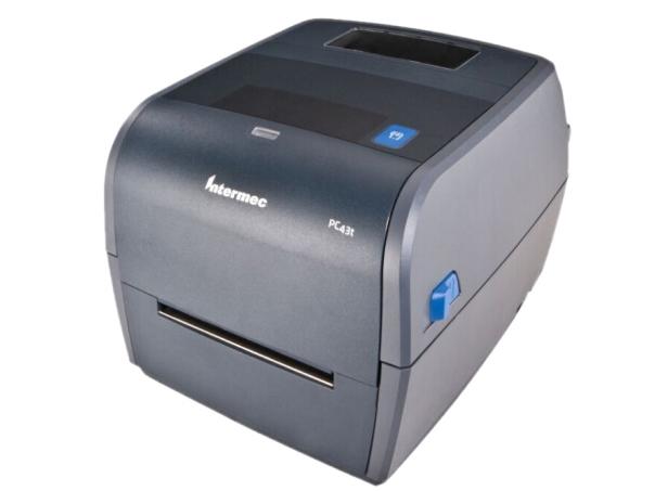 霍尼韋爾 PC43T/D 條碼打印機 熱敏不干膠標簽珠寶吊牌洗水嘜打印機