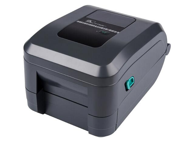 斑馬 GT800 條碼熱敏不干膠打印機快遞電子面單
