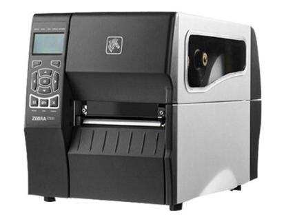 斑馬 ZT210 工業級 條碼機 二維碼不干膠標簽打印機