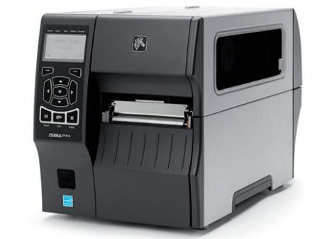 斑馬 ZT410 工業級條碼標簽打印機 二維碼不干膠