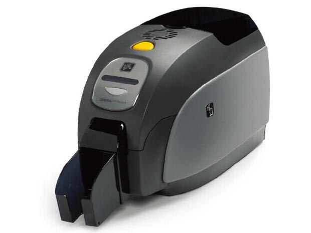 斑馬 ZXP3C 證卡打印機 彩色制卡機 PVC卡片打印機會員卡學生證工作證 健康證/門禁