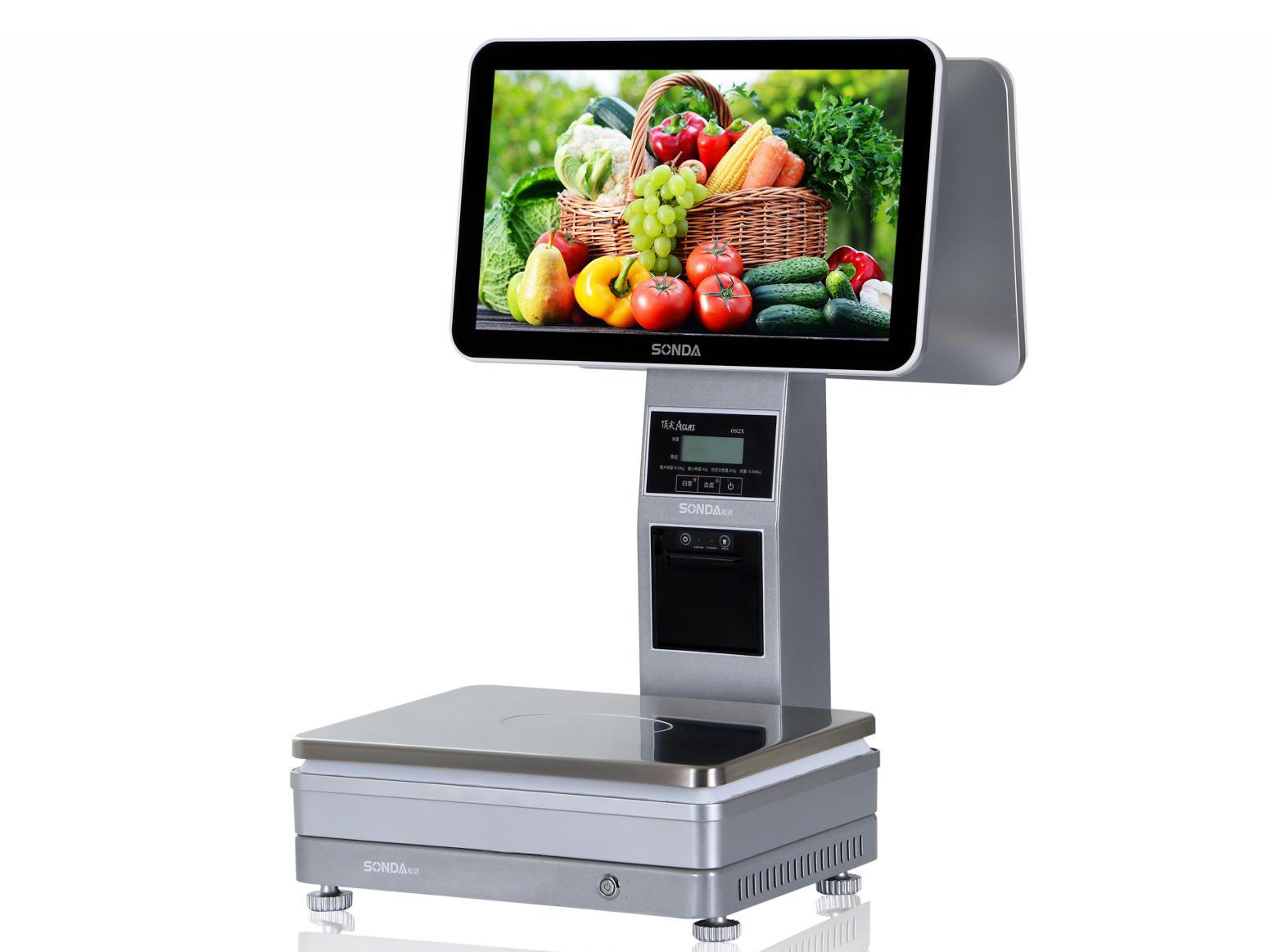 松達 SD-W1500 (PC一體秤)