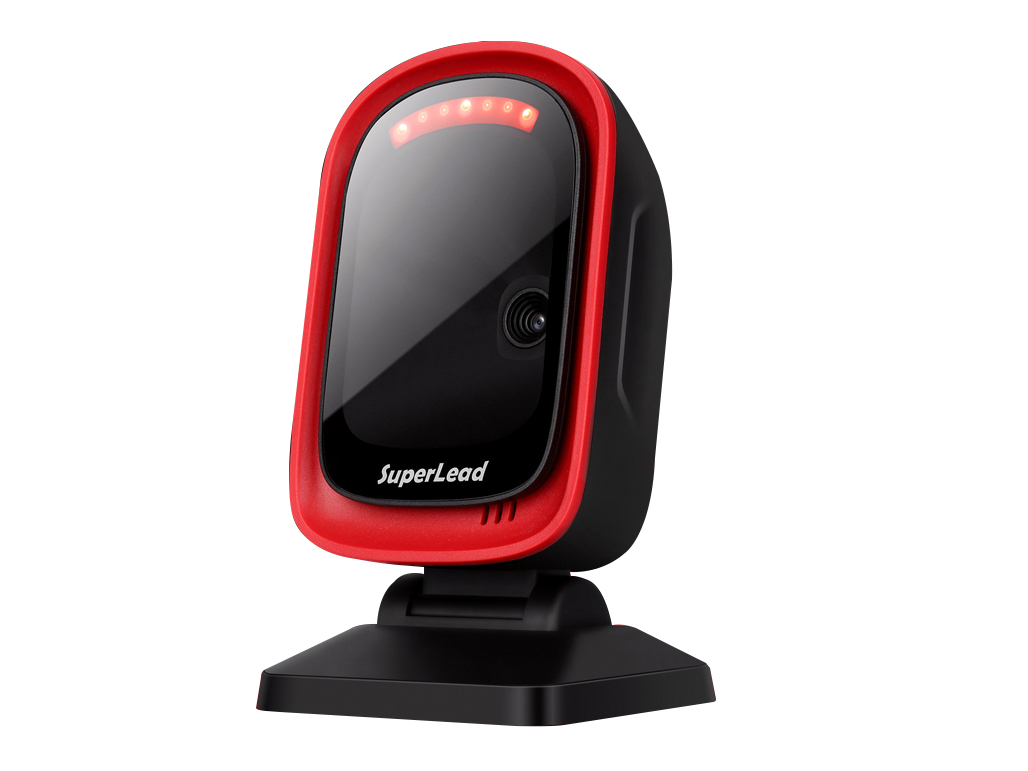 斯普銳 7201 掃描平臺 M/S運動掃描性能結合55°超大識讀角度,掃描速度快,全碼制 柔和補光