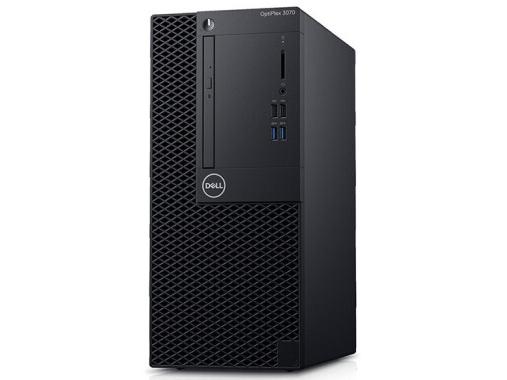 戴尔 3070MTi5-9500/4G/1T/DVDRW/WIN10