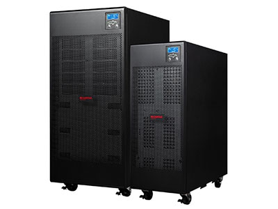 山特 P6-20K UPS 在线式UPS  山特P系列UPS是专为中小型企业、政府、教育、银行等行业设计的一款高性能产品。P系列UPS采用双转换纯在线式架构,有效解决所有电源问题。效率可高达95\%,节省运营成本。P系列UPS支持三相和单相输入,支持并机,采用先进的动态冗余扩容技术,便于后续容量和可靠性的扩展。P系列高度可靠,符合国际电工组织标准及国家标准,可为用户提供可靠、弹性、高效的供电保障。