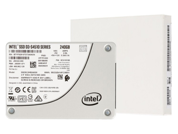 英特尔Intel S4510  2.5寸 SATA 240G