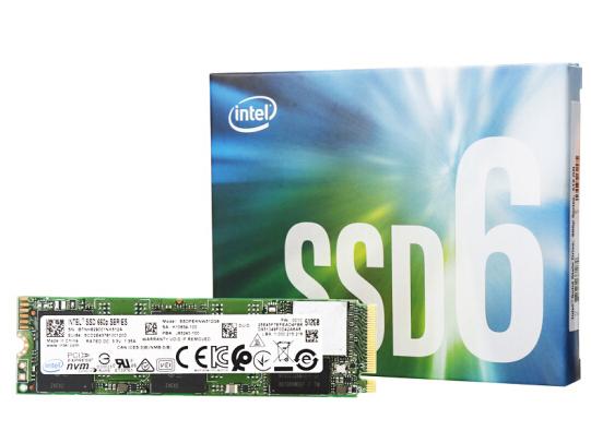 英特尔Intel 660P系列 QLC M.2借口 NVMe协议 PCLe*4 521G 1T 2T