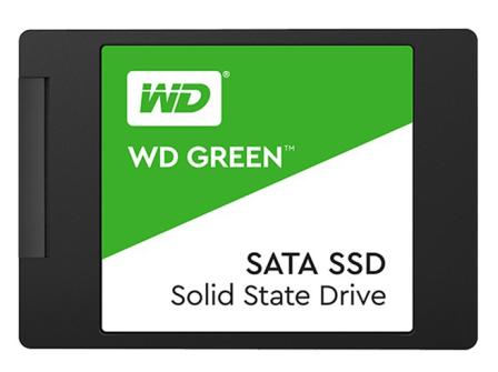 西数 WD绿盘 2.5寸 SATA 120G 240G 480G