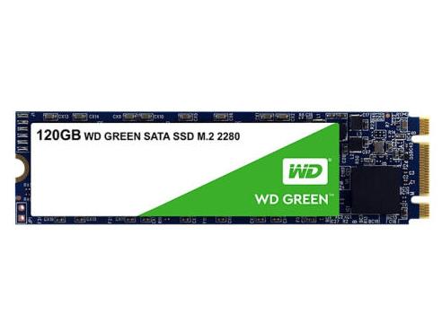西数 WD绿盘 M.2接口 SATA总线 120G 240G 480G