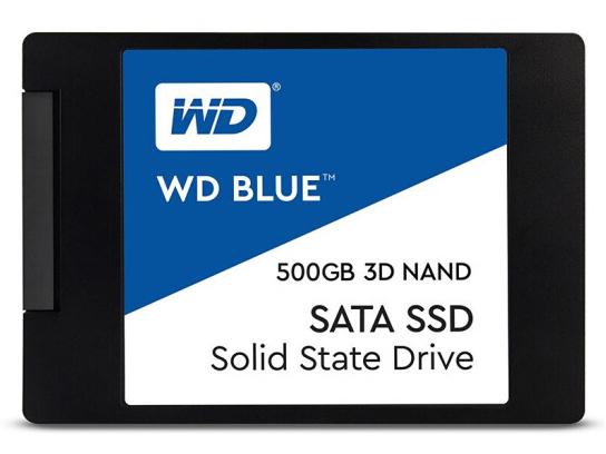 西数 WD蓝盘 2.5寸 SATA  250G 500G 1T 2T