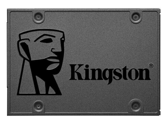 金士顿 A400系列 2.5寸SATA 120G 240G 480G 960G